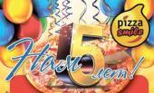 Pizza Smile празднует 5 лет!