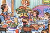 Семейные обеды в «Паланэзе»