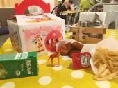 «Детский набор» с обедом и игрушкой в «Большом Буфете»