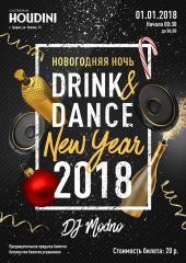 New Year Party в «Houdini»