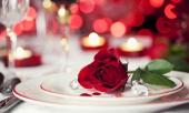 """День святого Валентина в кафе """"Паланэз"""""""