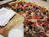 Напиток в подарок при заказе 2-х пицц в BEERлоге