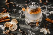 Согрейся по время ланча! Четыре вкусных чая от Золотого Телёнка