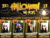 """Хеллоуин в пабе """"Mr.Hops"""""""