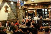 """""""BEERлога"""" приглашает на трансляции матчей Лиги чемпионов"""