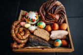 Поздравьте друзей и близких пасхальным набором от ресторана «Золотой телёнок»!